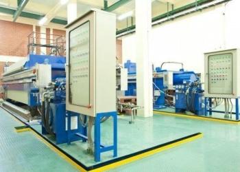 IEA Filterpresse Seitenholmpresse